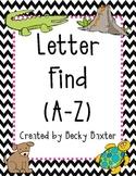 Letter Find (A-Z)