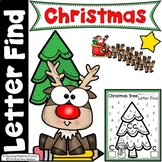 Letter Find - Christmas