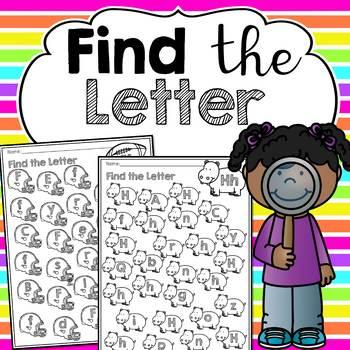 Letter Finds