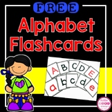 Alphabet Letter Flashcards