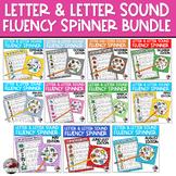 Letter Recognition and Letter Fluency BUNDLE