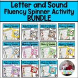 Letter Recognition and Letter Sound Fluency YEAR ROUND