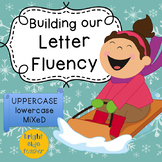 Letter Fluency with Winter Sports Movements