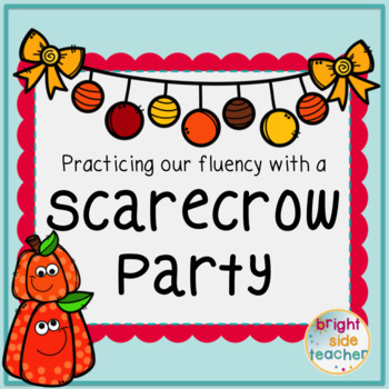 Letter Fluency with a Scarecrow Party