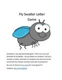 Letter Flyswatter Game