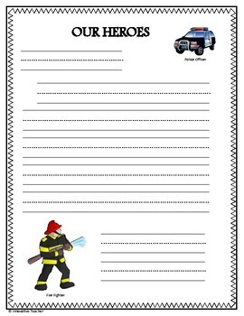 Letter format writing paper by innovative teacher tpt letter format writing paper spiritdancerdesigns Gallery