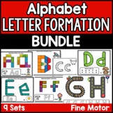 Letter Formation BUNDLE