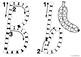 Letter Formation Fine Motor Printables - Queensland Beginners Font