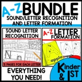 Letter Formation | Handwriting BUNDLE