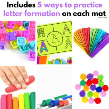 Letter Formation | Letter Building Mats
