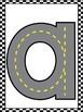 Letter Formation Roads