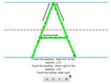Letter Formation-SMART Notebook