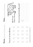 Letter Formation Worksheets (Lower Case Print)