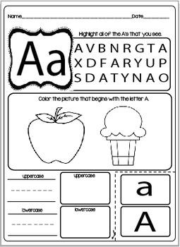 Letters ABCs!