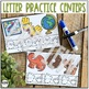 Alphabet Letter Formation and Writing Practice Centers Activities