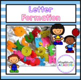 Letter Formation for Toddlers