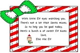 Letter From Elf
