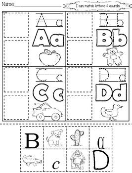 Letter Fun A - Z
