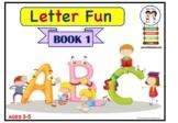 Letter Fun Book 1