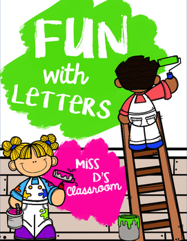 Fun With Letters!