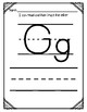 """Letter of the Week (Letter """"G"""")"""