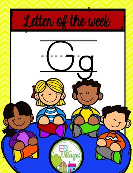 "Letter of the Week (Letter ""G"")"