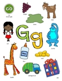 Letter G Activity Packet