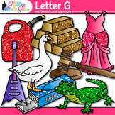 Letter G Alphabet Clip Art | Teach Phonics, Recognition, and Identification