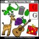 Alphabet Letter G Clip Art, Beginning Sounds Clipart SPS