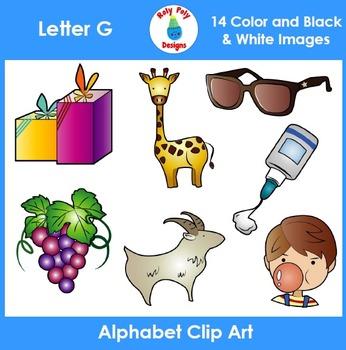 Letter G Clip Art