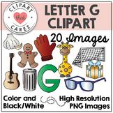 Letter G Alphabet Clipart by Clipart That Cares