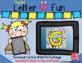 Letter G Fun