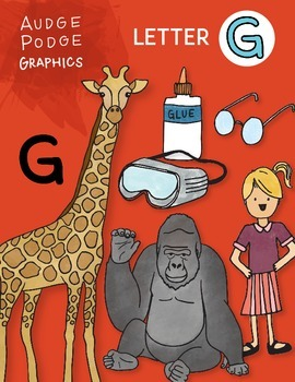Letter G Graphics