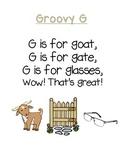 Letter G Poem (Hard Gs)