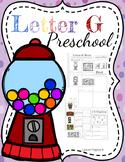 Letter G Preschool