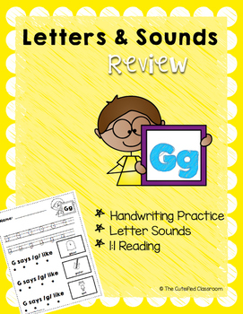 Letter G Review