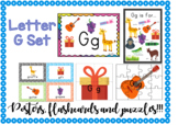 Letter G Set