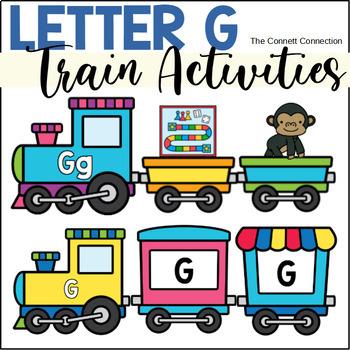 Letter G Train