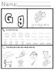 Letter G Worksheets!