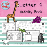 Letter G Activities and Worksheets