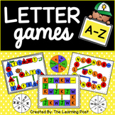 Letter Games A-Z