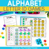 Alphabet Games  Alphabet Activities to Teach Letter Recognition