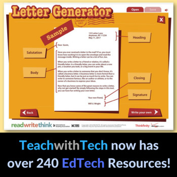 Letter Generator Website Guide