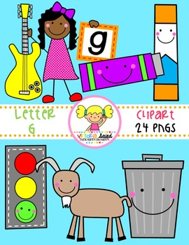 Letter Gg Clipart