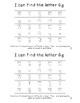 Letter Gg *Editable* Alphabet Emergent Reader