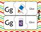 Letter Gg Language & Literacy Activity Center {COMMON CORE ALIGNED}