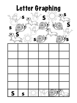 Letter Graphing