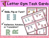 Geometry Task Cards (Slide, Flip, Turn - Translation, Reflection, Rotation)