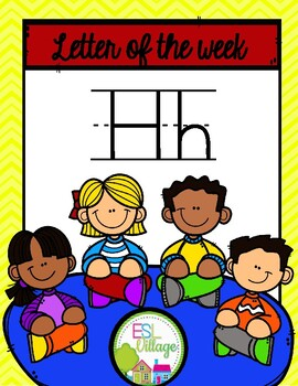 """Letter of the Week (Letter """"H"""")"""