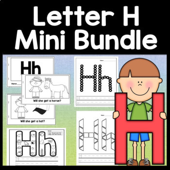 letter h activities letter h book and 5 letter h worksheets